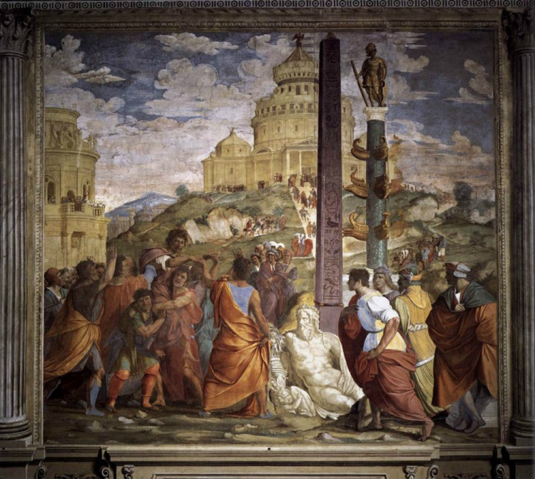 Франчабиджо (Franciabigio, Francesco di Cristofano Bigi) (1484 — 1525) Триумф Цицерона