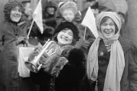 Афера века: «феминизм разбушевался!»