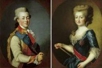 Воспоминания о младенческих годах императора Николая Павловича, записанные им собственноручно