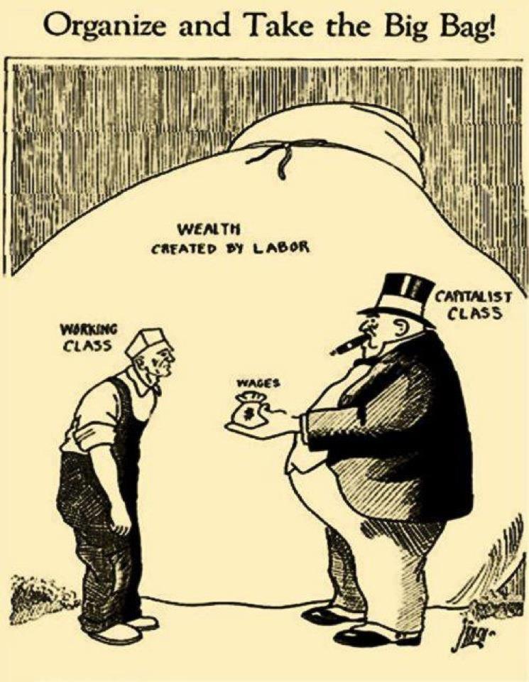 К 150-летию со дня выхода в свет «Капитала» и 200-летию со дня рождения Карла Маркса. Статья третья: Перечитывая старый конспект: структура и логика «Капитала». Часть 3.2: Абсолютная прибавочная стоимость.