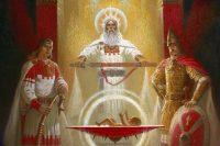 Владимир Соловьев «Три силы»